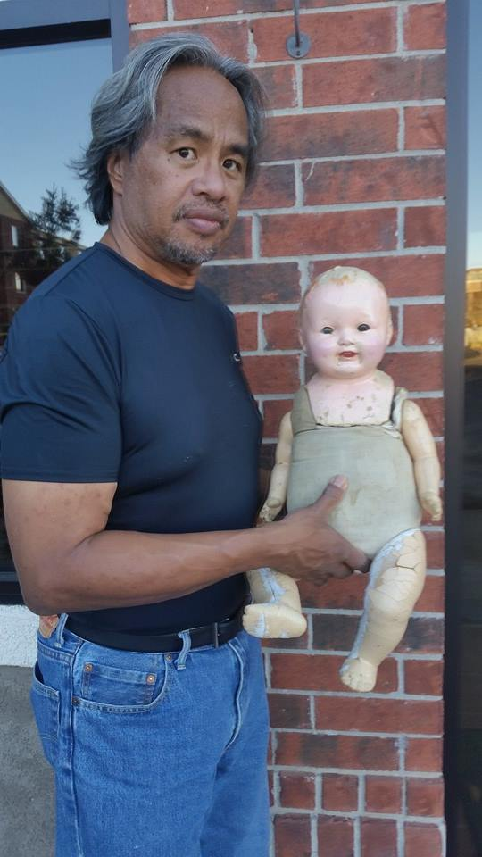 Haunted Harold Ebay S Most Infamous Haunted Doll Is Back