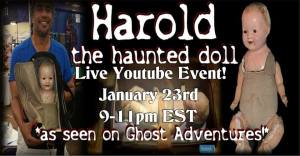 Harold's Live Event