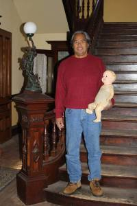 Harold @ Pierce Mansion2